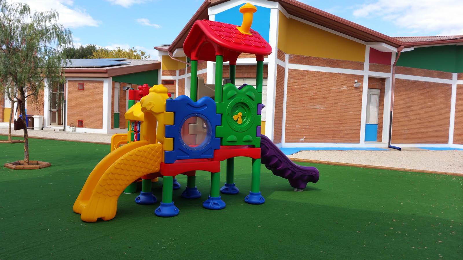 Giochi all'aperto per bambini 2