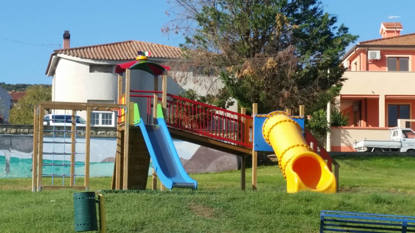 Giochi all'aperto per bambini 3