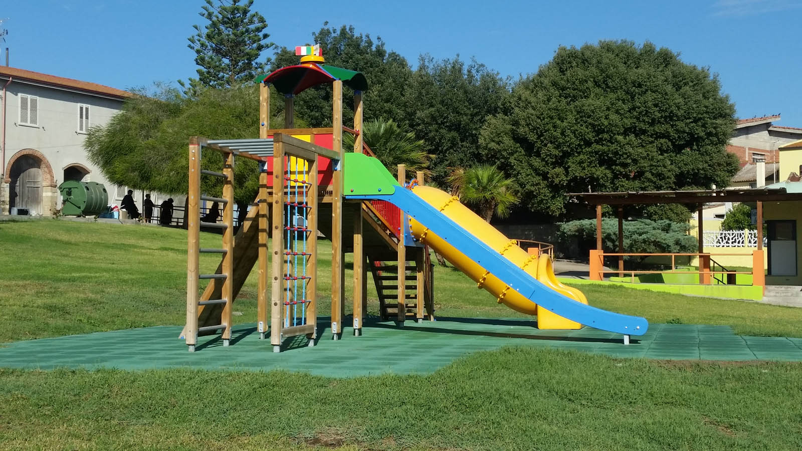 Giochi all'aperto per bambini 4